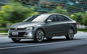 Volkswagen Virtus TSI Highline 2018 года